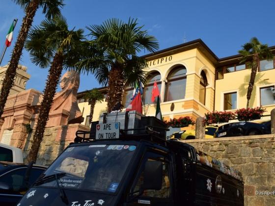 Malcesine, Italien, 02.10.2016