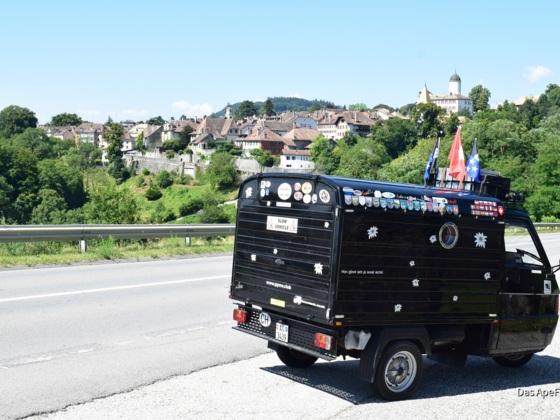 Aubonne VD / Westschweiztour 2018