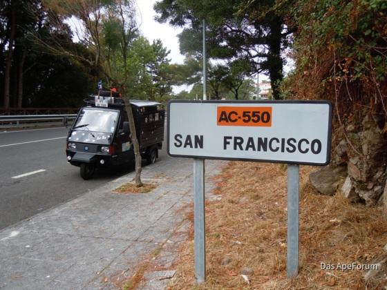Ich wollte immer mal nach San Francisco, 20.07.2015