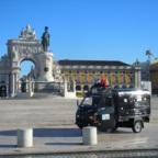 Praça do Comércio, Lisboa, Portugal, 04.08.2015