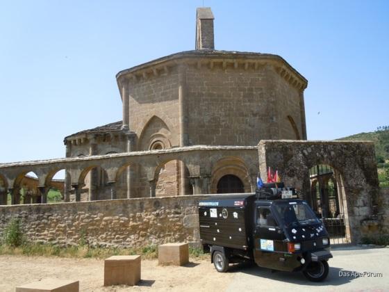 Iglesia de Santa María de Eunate, 06.06.2015